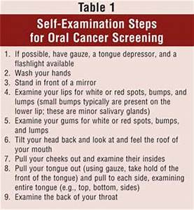 Oral Cancer - Knowledge Base Articles