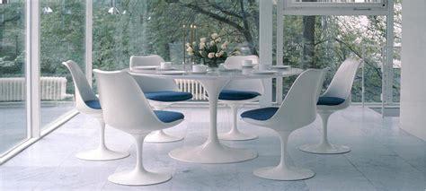 le bureau led design table ronde pied central livraison rapide et prix bas