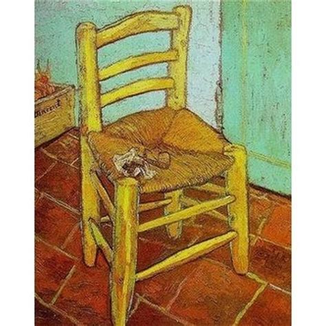 la chaise de gogh arts reproductions copies et reproductions de tableaux en