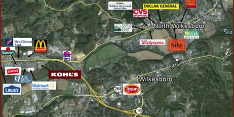 north wilkesboro  crown companies commercial real estate