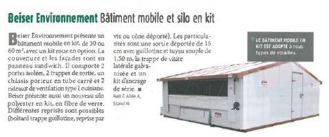 achat chambre froide bâtiment mobile et silo en kit
