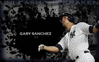 Gary Sanchez Wallpapers Yankees Through Help Offseason