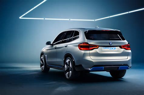 Upcoming Electric Suv by Bmw Ix3 New Electric Suv Testing Car Magazine