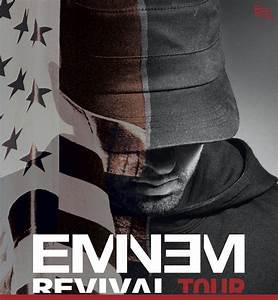 Eminem Announces The 39Revival Tour39 That Grape Juice