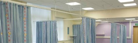 Cubicle Curtain Track Canada by Hospital Privacy Curtains Begenn