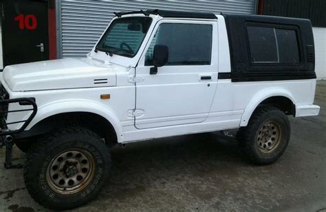 suzuki sj lwb suzuki samurai sj wheelbase lwb in selsey west sussex gumtree