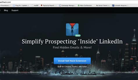 The Free Sourcing Tool Threatening Linkedin