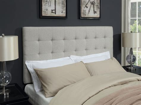 Ardmore Contemporary Biscuit Tufted Full/queen Headboard