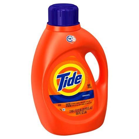 high efficiency detergent tide original high efficiency liquid laundry det target