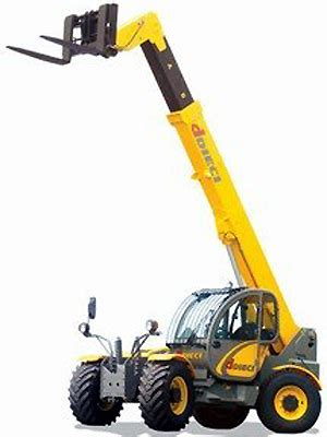 Telescopic Handler – New Entrants   Safety Solutions
