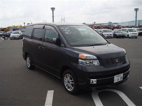 Toyota Voxy Picture by 2004 Toyota Voxy Pictures 2 0l Gasoline Automatic For Sale