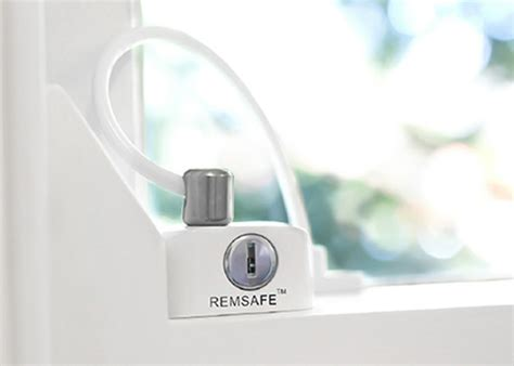 remsafe cable lock window restrictor coast security pty
