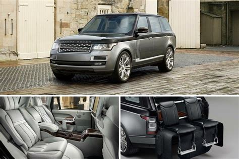 At $200,000, Range Rover Svautobiography Is The Most