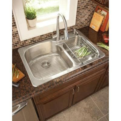 all in one kitchen sinks glacier bay all in one kitchen sink klipon kitchen 7423