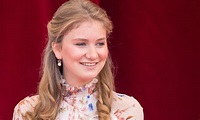 Princess Elisabeth steps out in gorgeous floral dress for ...