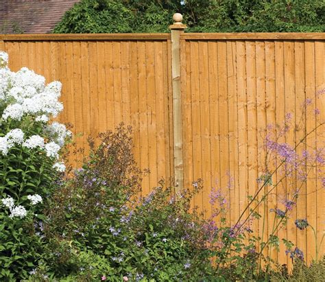 10 Ft Trellis by Forest Closeboard 6 X 6 Ft Fence Panel Gardensite Co Uk