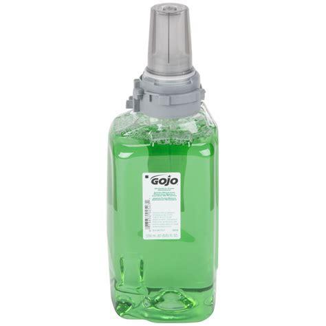 GOJO® 8816 03 ADX Botanical 1250 mL Foaming Hand Soap   3/Case