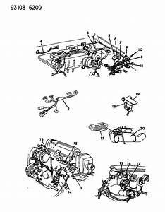 1993 Chrysler Lebaron Wiring