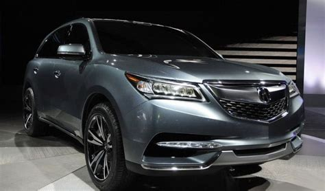 acura mdx changes for 2020 2020 acura mdx review redesign and price acura specs news