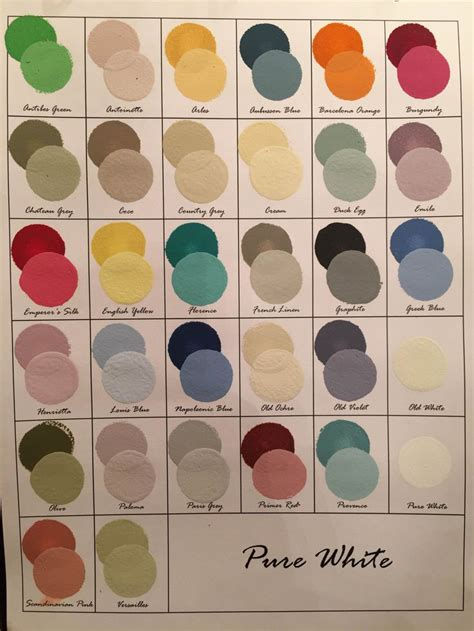 sloan chalk paint color mixing recipes 32 best images about ascp white on vintage dressers sloan paints and