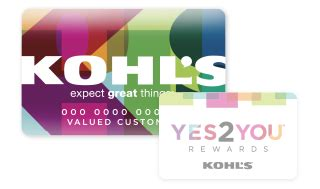 kohls charge     rewards cards  images