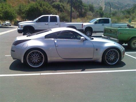 Steezy350z 2005 Nissan 350z35th Anniversary Coupe 2d Specs