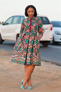 Best South African Fashion designers dress - Women outfits - The Click Styles
