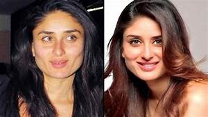 30 Pictures of Bollywood Hindi Actresses Without Makeup!