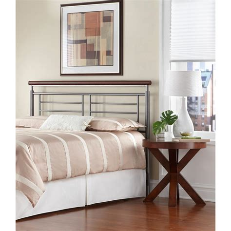 size metal headboard fashion bed fontane king size metal headboard with