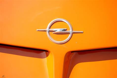 Opel Emblem by Opel Logo Badge Emblem Opel