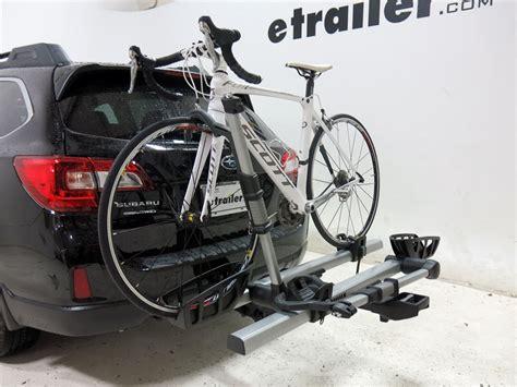 subaru bike rack 2016 subaru outback wagon thule t2 pro 2 bike platform