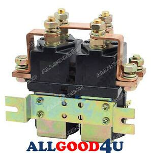 heavy duty 24v 400a albright sw202 type reversing contactor for electric ebay