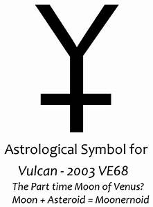Vulcan Astrology Asteroids Symbols (page 3) - Pics about space