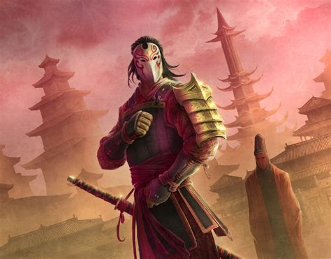 samouraï siège bayushi shinobu l5r legend of the five rings wiki
