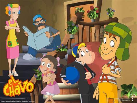 El Chavo Del 8 Animado Wallpapers
