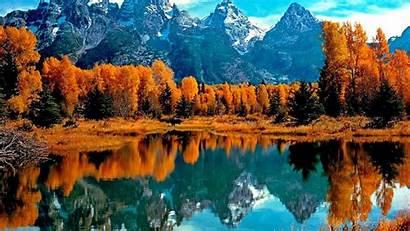 Fall Mountain Wallpapers Desktop Foliage