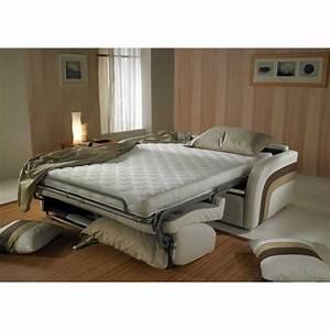 canape convertible pour couchage quotidien pas cher With canapé lit pour couchage quotidien
