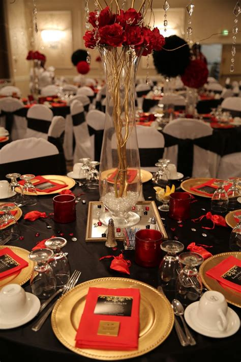 table decoration ideas for parties 23 best images about 50th birthday party quot red carpet