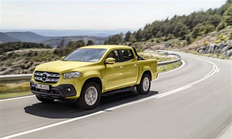 Mercedes X Class Nissan by X Class Mercedes On Why It Teamed Up With Nissan Car
