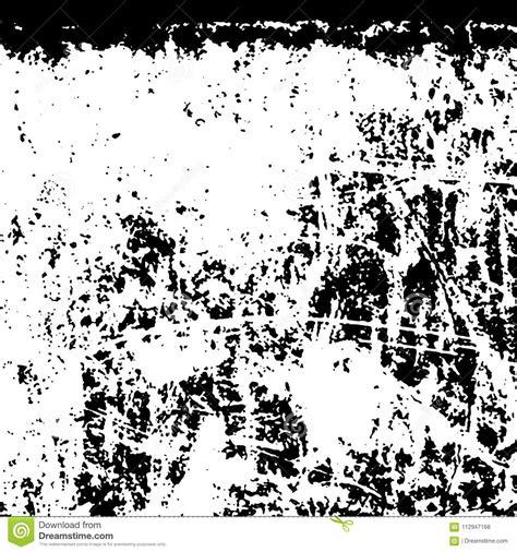 Grunge Gray Urban Vector Texture Template Stock Vector