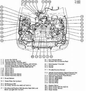 2006 Toyota Tacoma V6 Engine Diagram