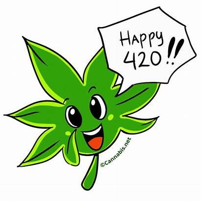 420 Marijuana Clipart Happy Weed Cannabis Smoke
