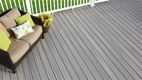 fiberon decking railing fencing cladding lighting