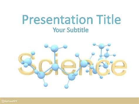 science powerpoint templates themes