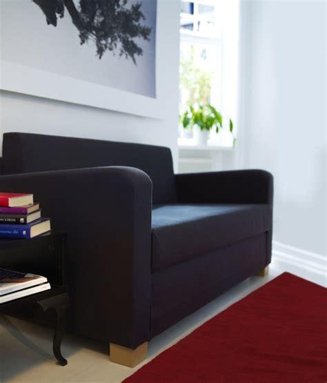 solsta sleeper sofa ransta dark gray guest bedrooms