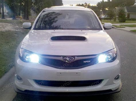 hid white 68 smd 9005 led drl for 2012 subaru high beam