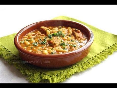 la cuisine de dudemaine recette des haricots blancs à la marocaine loubia