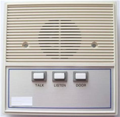 intercom and door systems service installation and troubleshooting featuring intrasonic retro