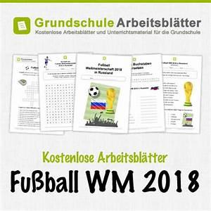 Wm 2018 Flaggen : fu ball wm 2018 kostenlose arbeitsbl tter ~ Kayakingforconservation.com Haus und Dekorationen
