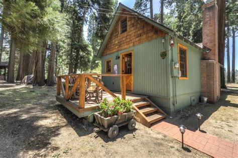 600 Sq. Ft. Wildflower Cabin